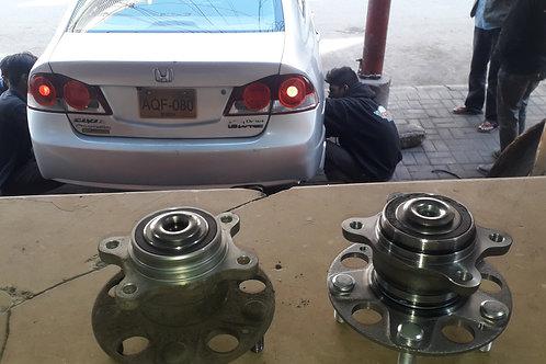 Rear Wheel Bearings Hub Honda Civic