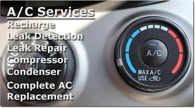 Ac Troubleshooting Car >> Air Conditioning Service Repair At Al Rafay