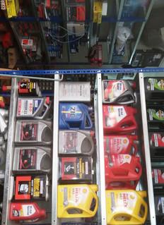 Free Oil+filter change @ Al-Rafay Autos 35383616 shop 4 phase 2 ext