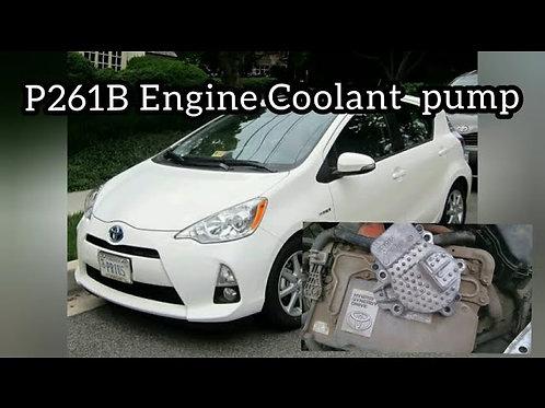"Fault code P261B ""Check Hybrid System"""