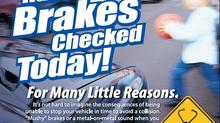 Brake Service, Inspection & Repair