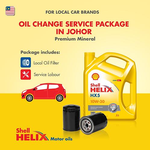 Shell Helix Hx5 10w-40  4L
