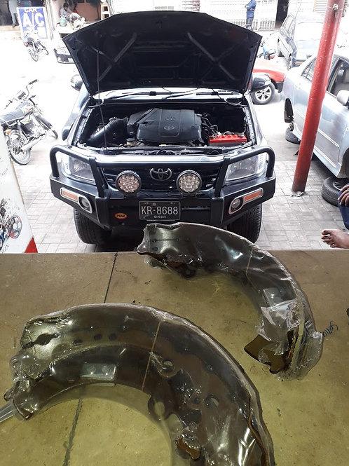 Brakes Toyota Vigo/Revo