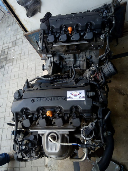 Used Reborn Honda Civic Engine