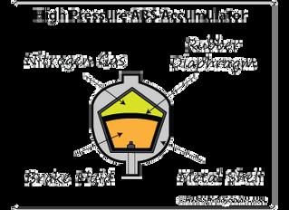 C1256 low pressure accumulator