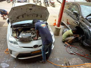 Toyota Code P0A90 Hybird vehicals Fault Trouble