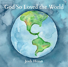 God so Loved the World - front cover art