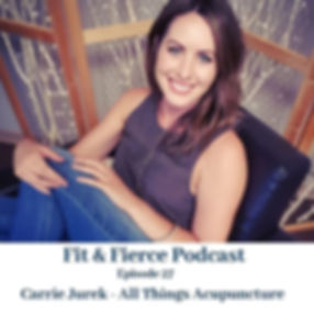 All Things Acupuncture! My episode with