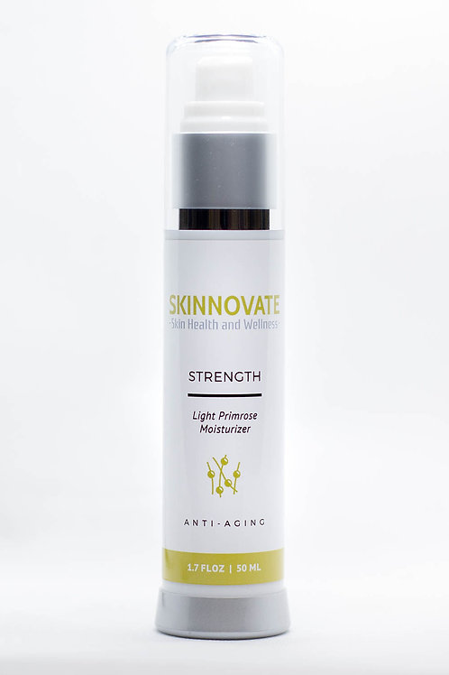 STRENGTH - Light Primrose Moisturizer