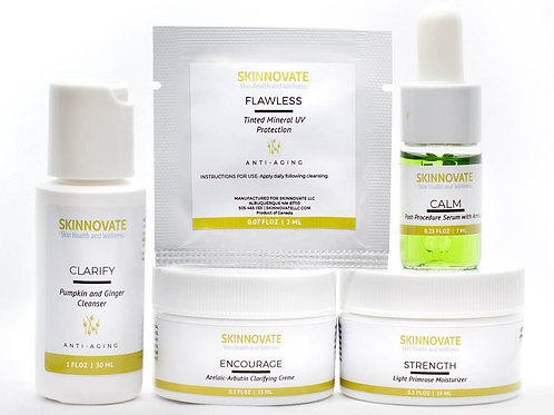Acne Travel Kit