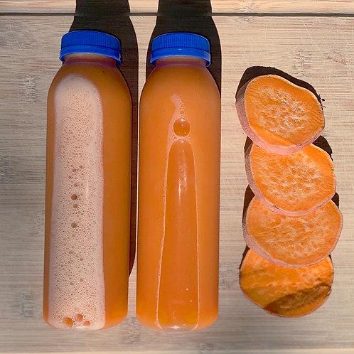 Sweet Potato Juice
