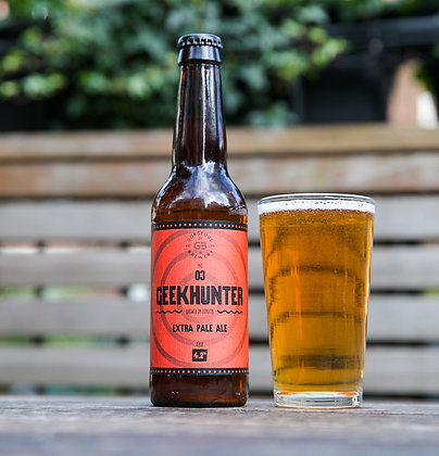 GEEKHUNTER - Extra Pale Ale