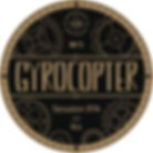 Gyrocopter, Session IPA beer label by Gorgeous brewery