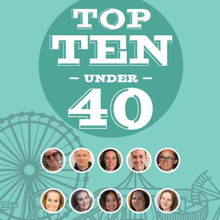 TOP 10 des moins de 40