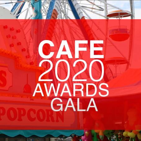 CAFE announces 2020 Award winners