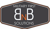 Military First BnB Solutions Logo