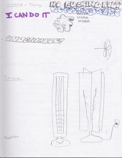 Tornado Sketchbook 1