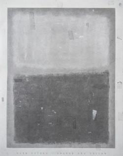 Mark Rothko Drawing