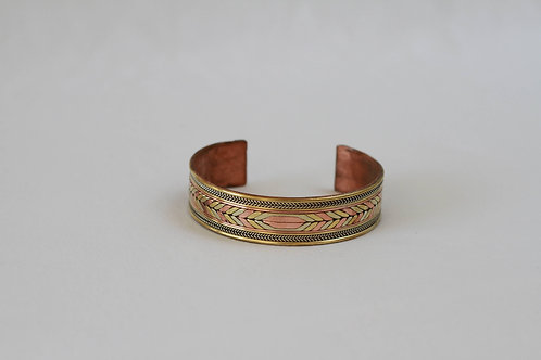 Coppergold Armband