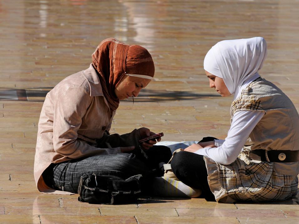 sy124 Omaijaden Moschee Kinder.jpg