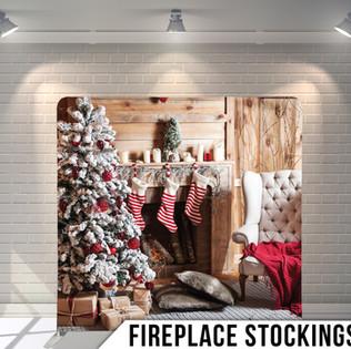 Christmas photo booth rental