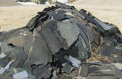 Pitlik and Wick, Recycled Asphalt Shingles, RAS, Environmentally Friendly