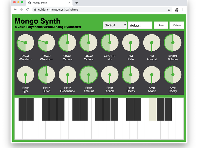Mongo Synth