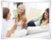 Dallas area psychic Ladies Nite In Psychic Tori Barlow