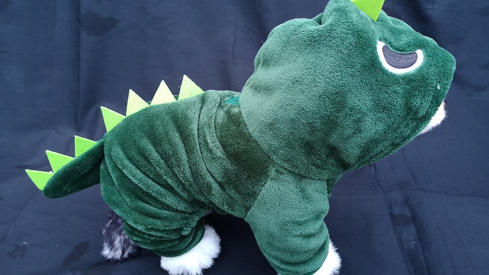 Dark Green Dino size M