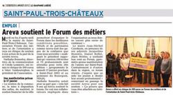 2015 Areva soutient le Forum
