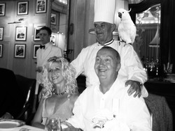 In the company of Paul Bocuse