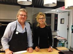 Swedish executive chef PJ - NYC