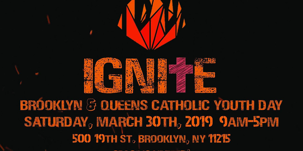 IGNITE: Brooklyn Catholic Youth Day