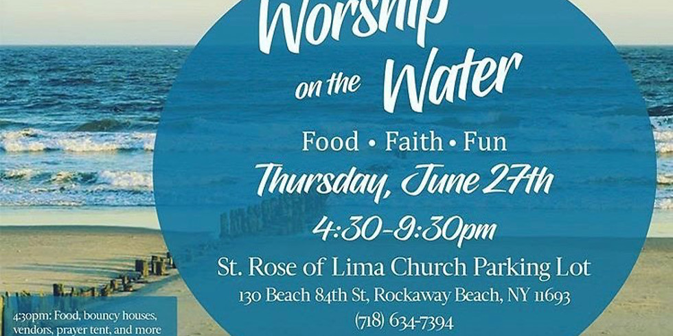 Worship on the water