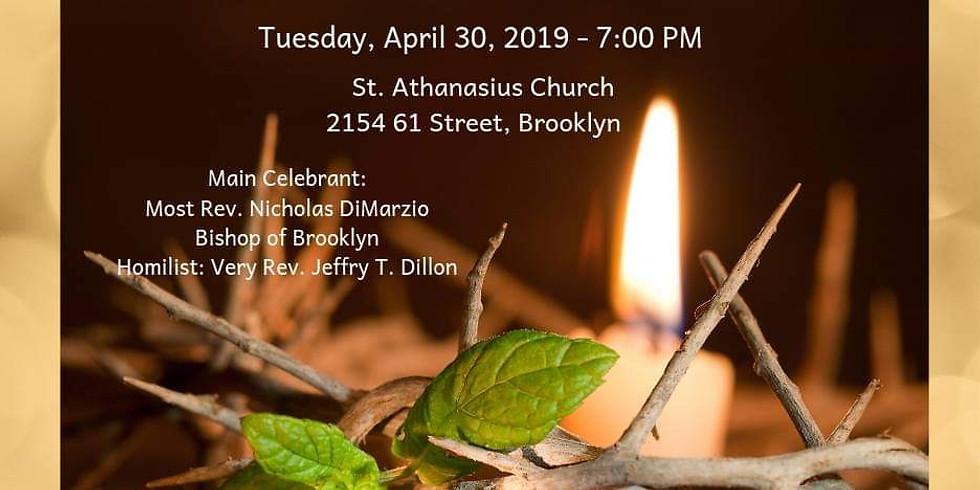 Mass of Hope and Healimg