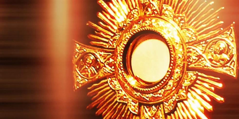 Lenten Adoration (Bilingual)