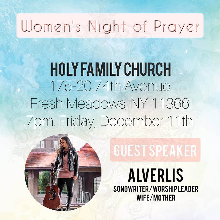 Women's Night Of Prayer
