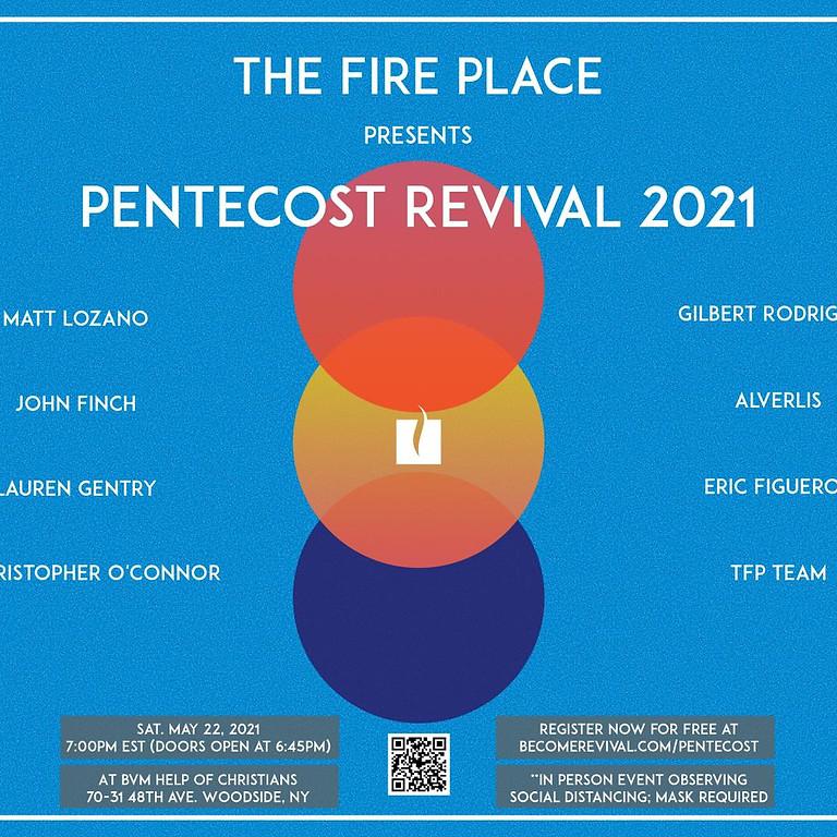 Pentecost Revival 2021