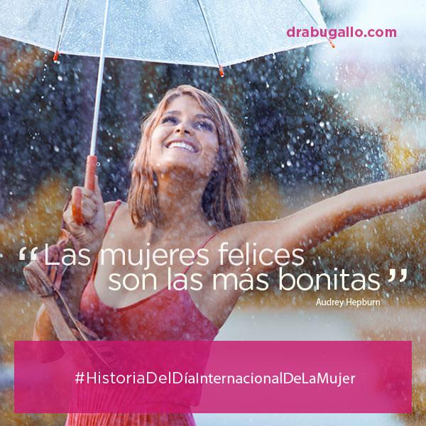 Dra. Bugallo - Medicina Estética & Laser - Feliz Día de la Mujer !!!