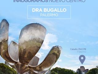 Inauguramos Nuevo Centro de Estética Buguallo en Palermo