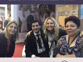 Dra. Bugallo en AMWC2016 – 14th Aesthetic & Anti-Aging Medicine World Congress. Montecarlo,