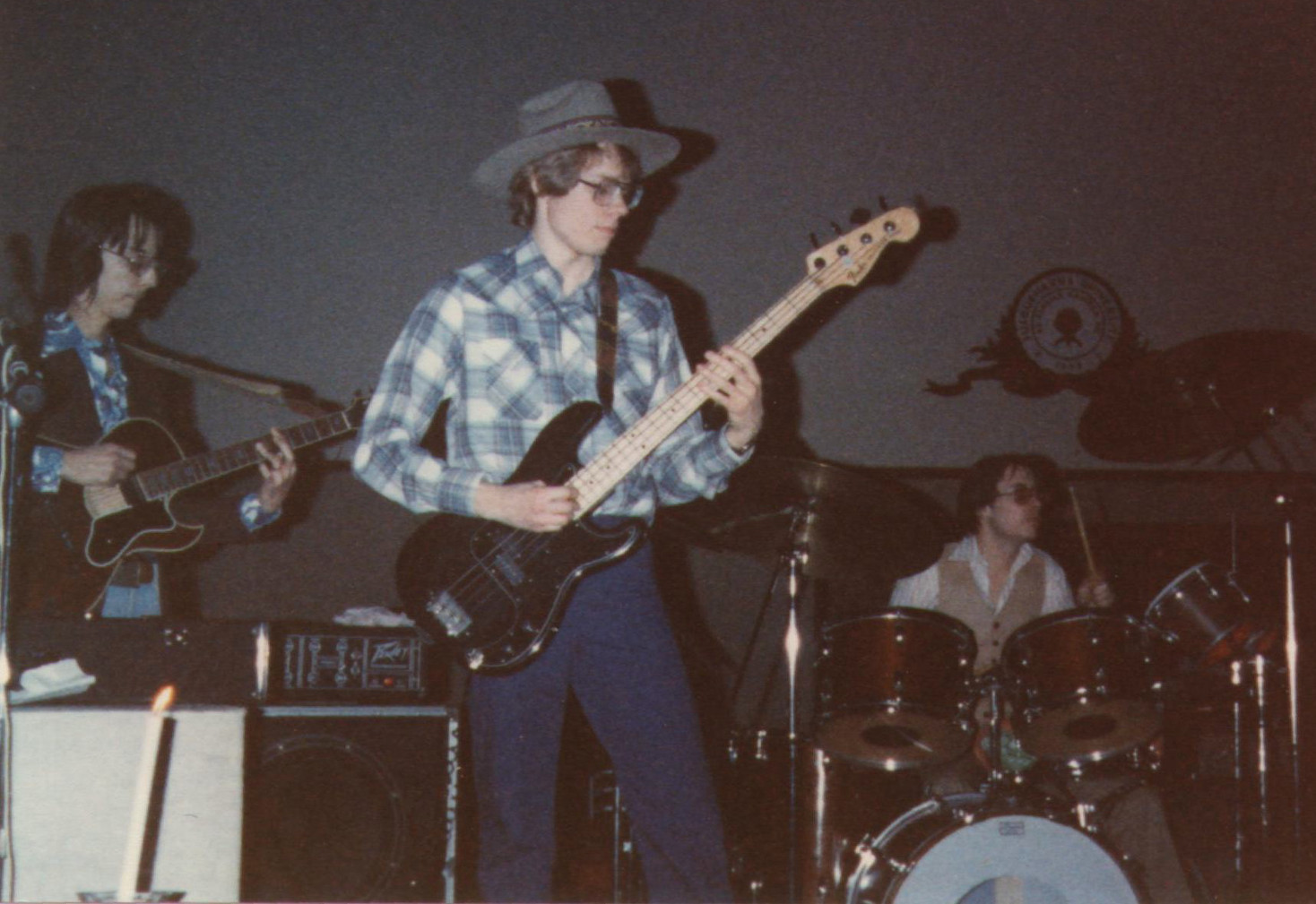 Jim, Frank, Steve - Feb 1980