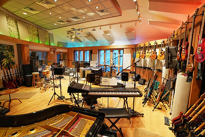 The Maple Room studio