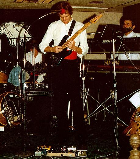 freelance, holly inn, frank leister, guitar, 1984