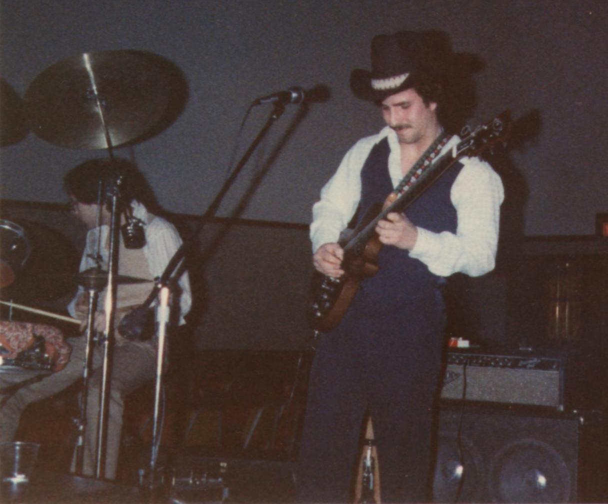 Steve, George - Feb 1980