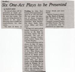 article in the eagle eye newspaper
