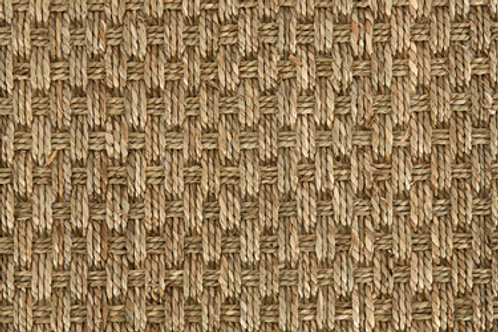 Seagrass Basketweave - Fine