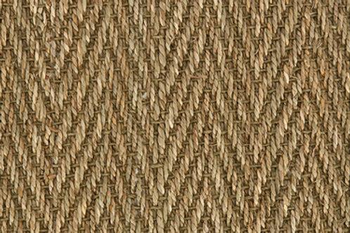 Seagrass Herringbone - Fine