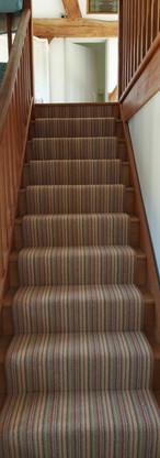 Stripe carpet runner