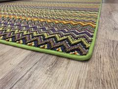 Ontario carpet binding tape, 22 mm, 100 % polyester.